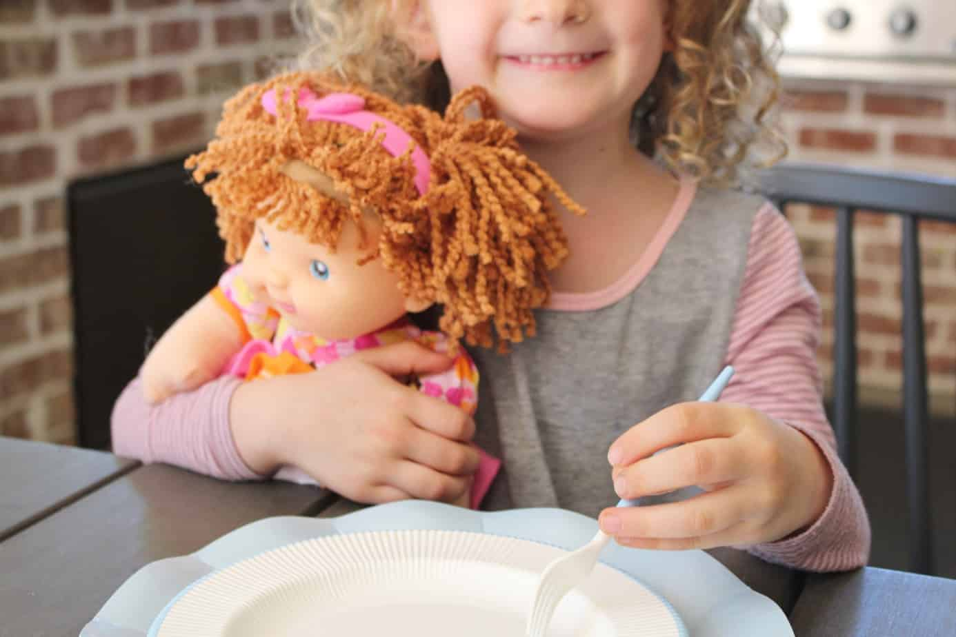 tips for teaching children table manners